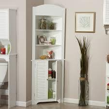 Corner Linen Storage Cabinet \u2014 The Homy Design : Linen Storage ...