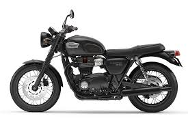2017 triumph bonneville t100 and t100 black first look review