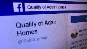 adair homes sues customer for 550 000