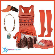Moana Costume Pattern Stunning Sparkle Athletic Polynesian Princess Sparkle Athletic