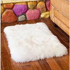 white sheepskin rug ustide luxury australian sheepskin rug pad white wool rug square super soft living white sheepskin rug