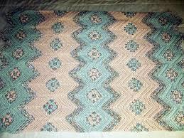 Coperta a uncinetto granny & ripple con schemi creazioni rita c
