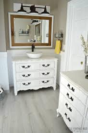 interior old dresser turned bathroom vanity tutorial entertaining turning a into 8 turning a