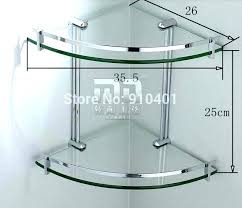Bathroom Glass Corner Shelves Shower Enchanting Home Depot Shower Shelf Shower Shelves Corner Stunning Ideas Glass