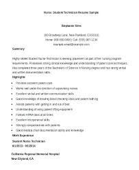 Undergraduate Student Cv Example Student Cv Template Download