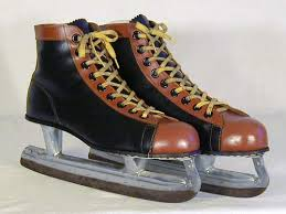 Image result for Old Ice Skates