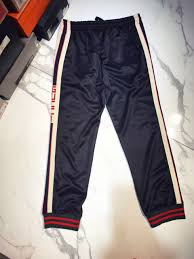 gucci pants. home / gucci technical jersey pants