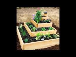 Small Picture Small Vegetable Garden Ideas YouTube