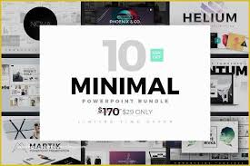 58 Minimalist Powerpoint Template Free Download