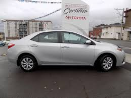Used 2014 Toyota Corolla SPORT in Edmundston - Used inventory ...