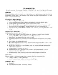 How To Put Babysitting On A Resume Babysitting Resume Templa New Sample Nanny Template Samples Medium