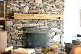 how to build a stone fireplace diy s phos