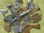 Славянский мужской оберег