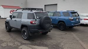 2013 Trail Teams and 2018 4 Runner TRD Pro Photoshoot - Toyota FJ ...