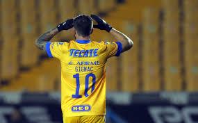 Gignac es baja en Tigres para enfrentar a Santos por lesión - Mediotiempo