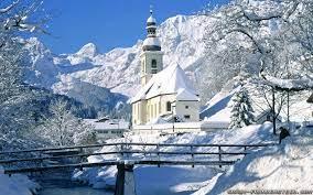 Winter Landscape Wallpapers - Wallpaper ...