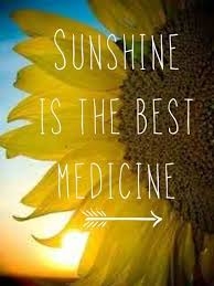 Sunshine Is The Best Medicine Sommer Sonne Sonnenschein