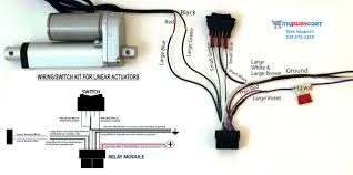 12v linear actuator wiring diagram 115 volt wiring diagram nilight wiring harness installation instructions at 12 Volt Wiring Harness Kit