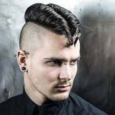 Crazy Woman Hair Style crazy mens hairstyles braid barbers uk latest men haircuts 1981 by wearticles.com