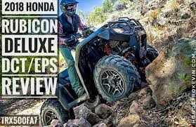2018 honda rubicon. interesting rubicon 2018 honda foreman rubicon deluxe dct  eps atv review u0026 specs trx500fa7  price and honda rubicon p