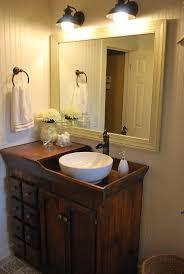 Antique Bathroom Cabinets Clear Glass Aquarium Vessel Sink Floating 1000 Ideas About Antique
