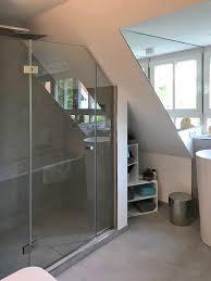 Die Profis Für Ihre Dusche Unter Der Dachschräge Glaserei Salzinger