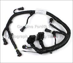 0 oem fuel injector wire wiring harness 2005 2007 ford f250 f350 f450 on ford fuel injection wiring harness