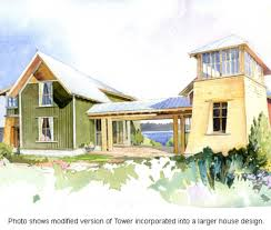 tower guest house plans home deco with towers unusual ideas design cottage style plan country designs typical victorian layout homes small one story floor