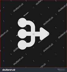 Design Merge Filled Merge Super Icon Merge Vector Stock Vector Royalty