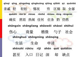 Chinese Words Chinese Words And Phrases Cchatty