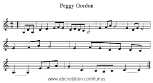 abc | Peggy Gordon - thesession.org/tunes/9094.no-ext/0001