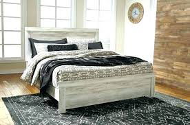 Whitewash Bedroom Furniture White Distressed Sets Amazing Rustic For ...