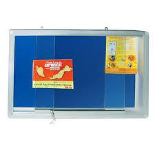 ygcf 640 6 x 4 foam board with sliding glass frame