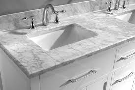 60 double sink vanity top. square bathroom vanity with sink double top 60