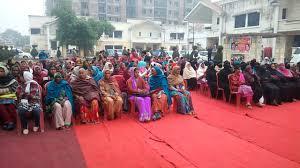 Kamlesh Saini Amroha Mahila Sammelen