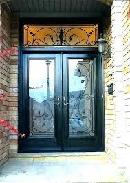 front door glass cover all glass front doors entry doors with glass double front entry doors
