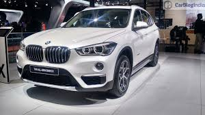 bmw new car release2016 BMW X1 India launch price specification images
