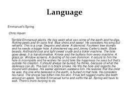 lyric essay 6