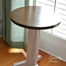 diy round end table round end table my woodworking plans simple end table plans diy tablecloth diy round end table