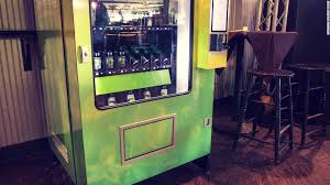 Marijuana Vending Machine Locations Interesting ZaZZZ Weed Dispenser Surprising Twists To Vending Machines CNNMoney