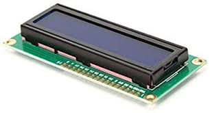 ILS - 2 Pieces 1602 Character LCD Display Module ... - Amazon.com