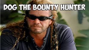 Image result for dog the bounty hunter