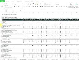 Simple P L Excel Template P And L Template Statement Simple Best Resume Templates Free