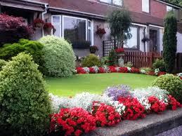 Backyard, OLYMPUS DIGITAL CAMERA: amusing front yard flower beds