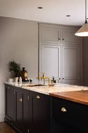 Handmade Kitchen Furniture An Amazing Mixed Copper And San Simone Quartzite Worktop Aged