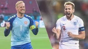 نتيجة مباراة إنجلترا ضد الدانمارك نصف النهائي في يورو 2020 .. إنجلترا  بمواجهة إيطاليا في النهائي
