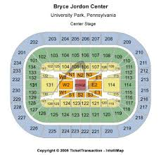 Bryce Jordan Center Tickets And Bryce Jordan Center Seating