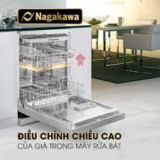 5 lưu ý khi sử dụng máy rửa bát đúng cách bền đẹp | Website chính thức của  Tập đoàn NAGAKAWA