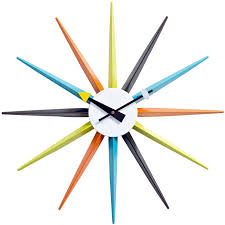 stylish wooden wall clocks with modern design digsdigs designer