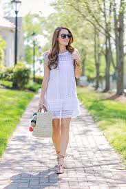 cute white summer dress closeout dbac7